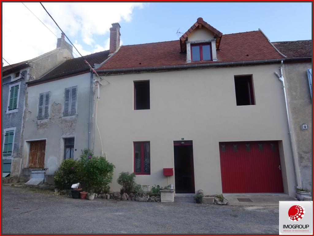 Vente Maison de 4 pièces 76 m² - SAINT GERAND LE PUY 03150 | IMOGROUP LAPALISSE - IMOGROUP photo1