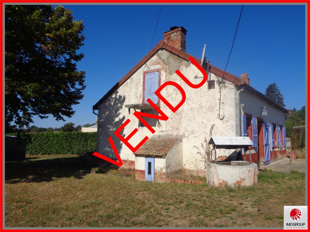 Vente Maison de 4 pièces 85 m² - LE DONJON 03130   IMOGROUP LAPALISSE - IMOGROUP photo1