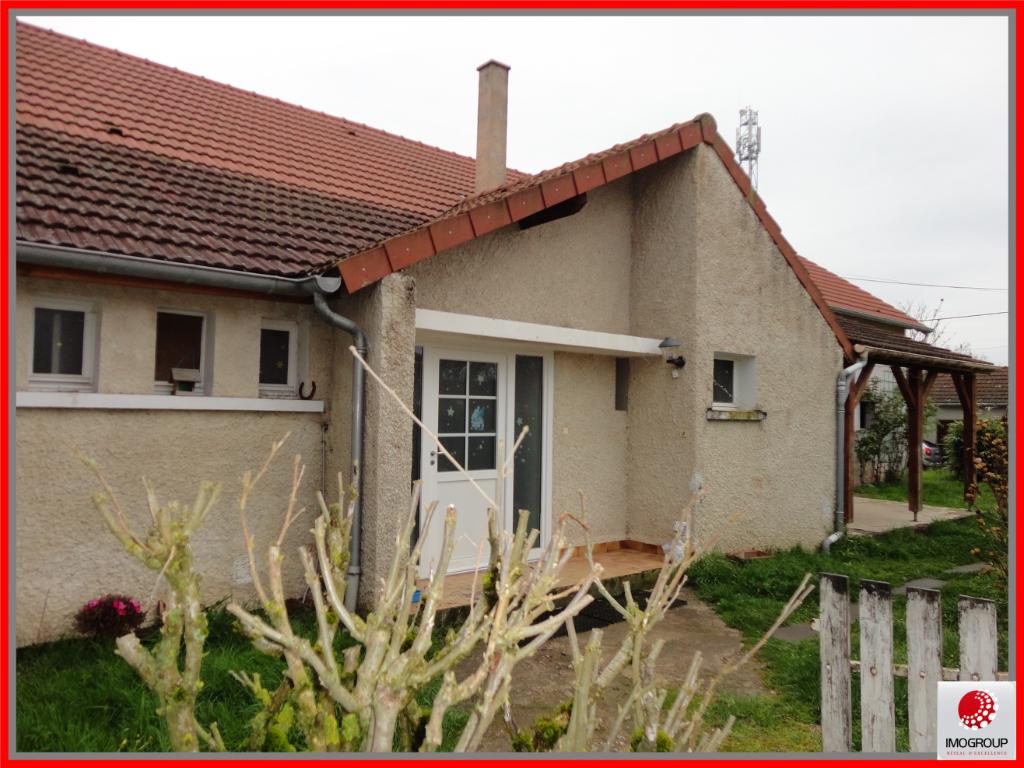 Vente Maison de 5 pièces 187 m² - SERVILLY 03120   IMOGROUP LAPALISSE - IMOGROUP photo8