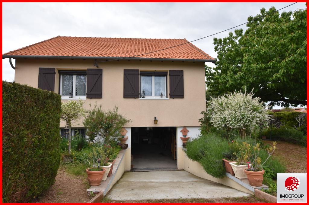 Vente Maison de 4 pièces 75 m² - ESCUROLLES 03110   IMOGROUP LAPALISSE - IMOGROUP photo9