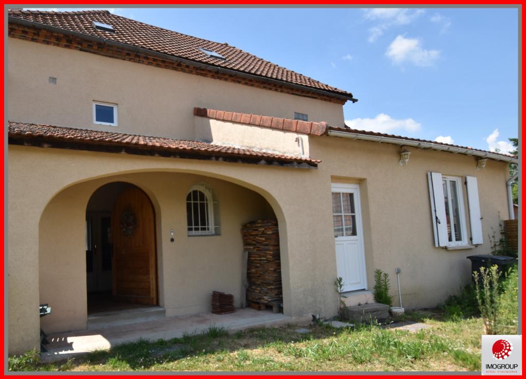 Vente Maison de 6 pièces 190 m² - SAINT CHRISTOPHE 03120 | IMOGROUP LAPALISSE - IMOGROUP photo2