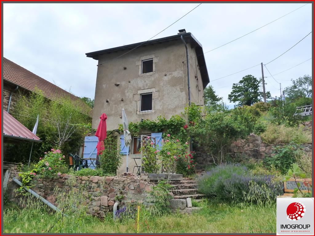 Vente Maison de 3 pièces 62 m² - ARFEUILLES 03120 | IMOGROUP LAPALISSE - IMOGROUP photo1