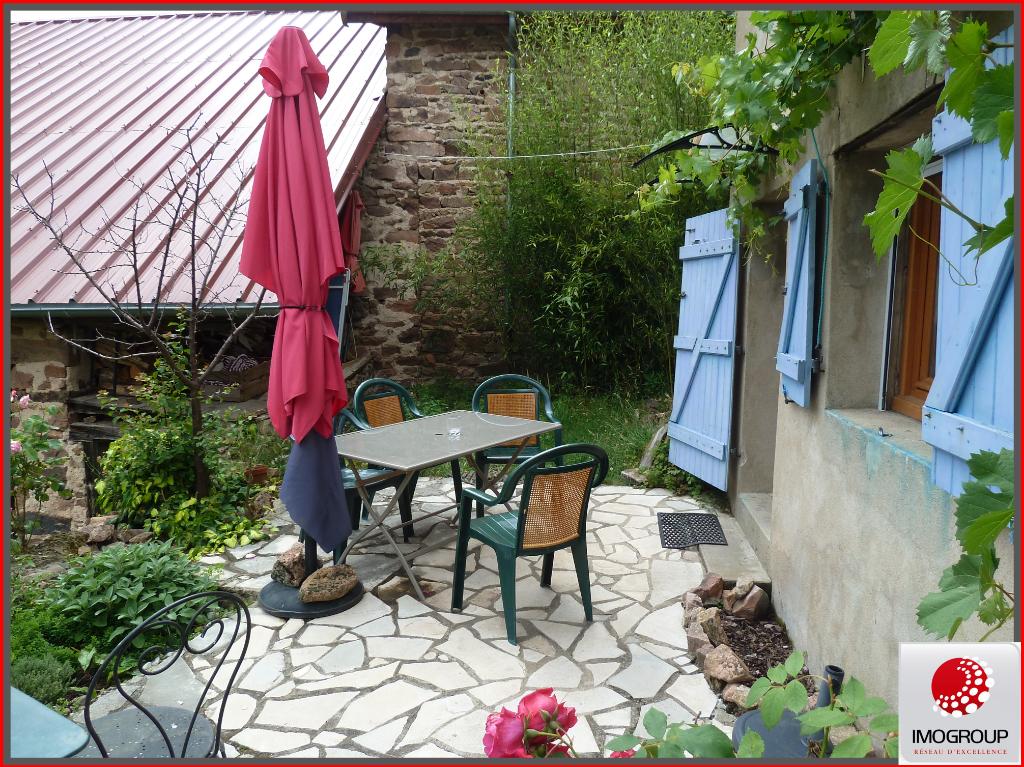 Vente Maison de 3 pièces 62 m² - ARFEUILLES 03120 | IMOGROUP LAPALISSE - IMOGROUP photo2