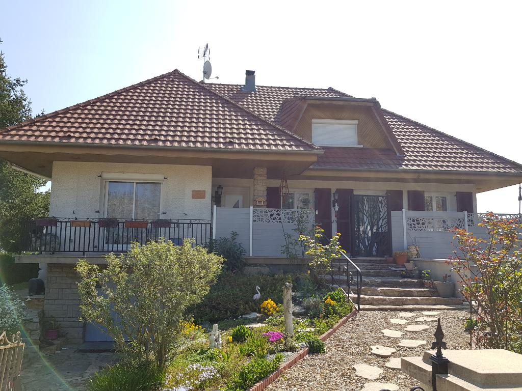 Vente Maison de 5 pièces 140 m² - SAINT GERMAIN DU BOIS 71330 | IMOGROUP LOUHANS - IMOGROUP photo1