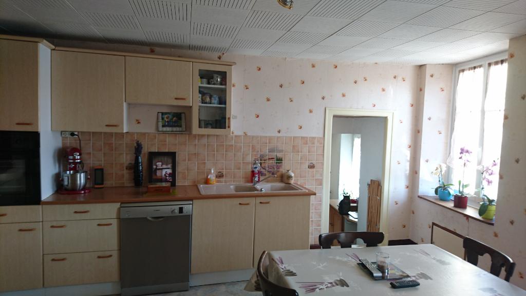Vente Maison de 4 pièces 160 m² - VRECOURT 88140 | IMOGROUP NEUFCHATEAU - IMOGROUP photo5
