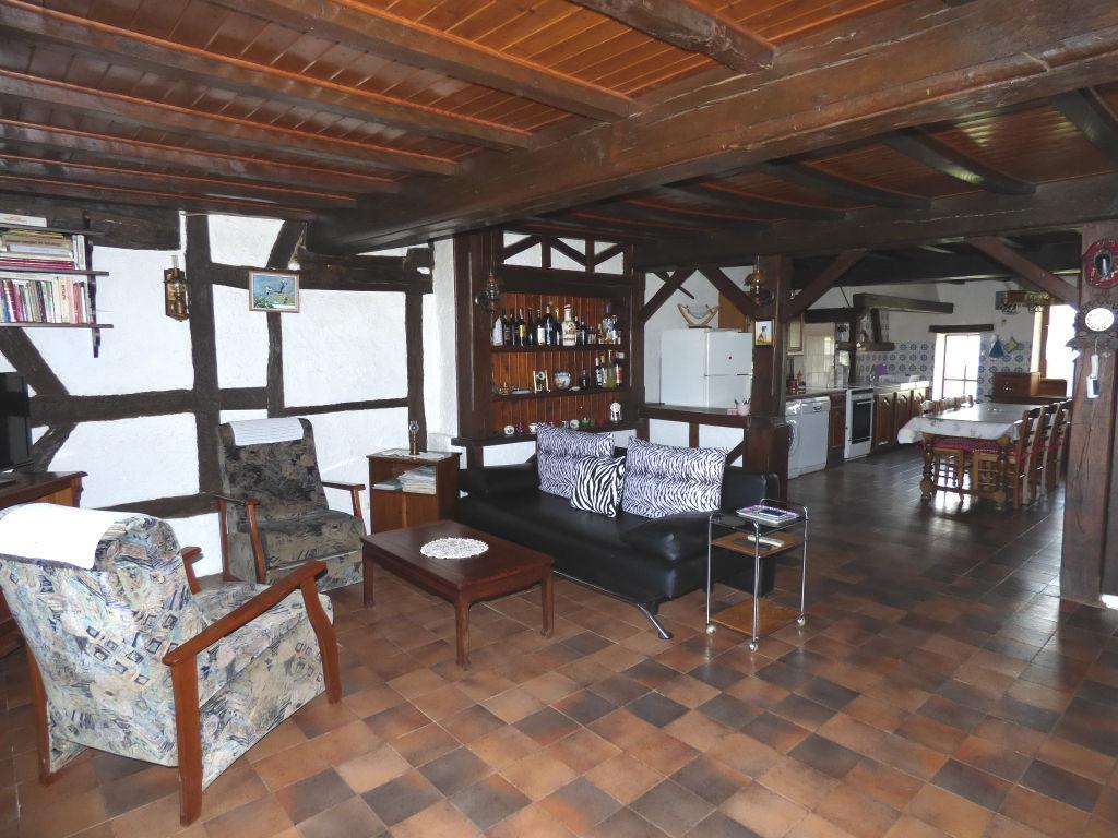 Vente Maison de 9 pièces 200 m² - CORMOZ 01560 | IMOGROUP SAINT TRIVIER DE COURTES - IMOGROUP photo3
