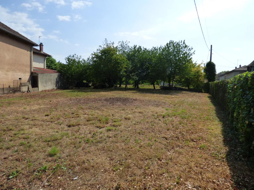 Vente Terrain de 1572 m² - SAINT TRIVIER DE COURTES 01560 | IMOGROUP SAINT TRIVIER DE COURTES - IMOGROUP photo4