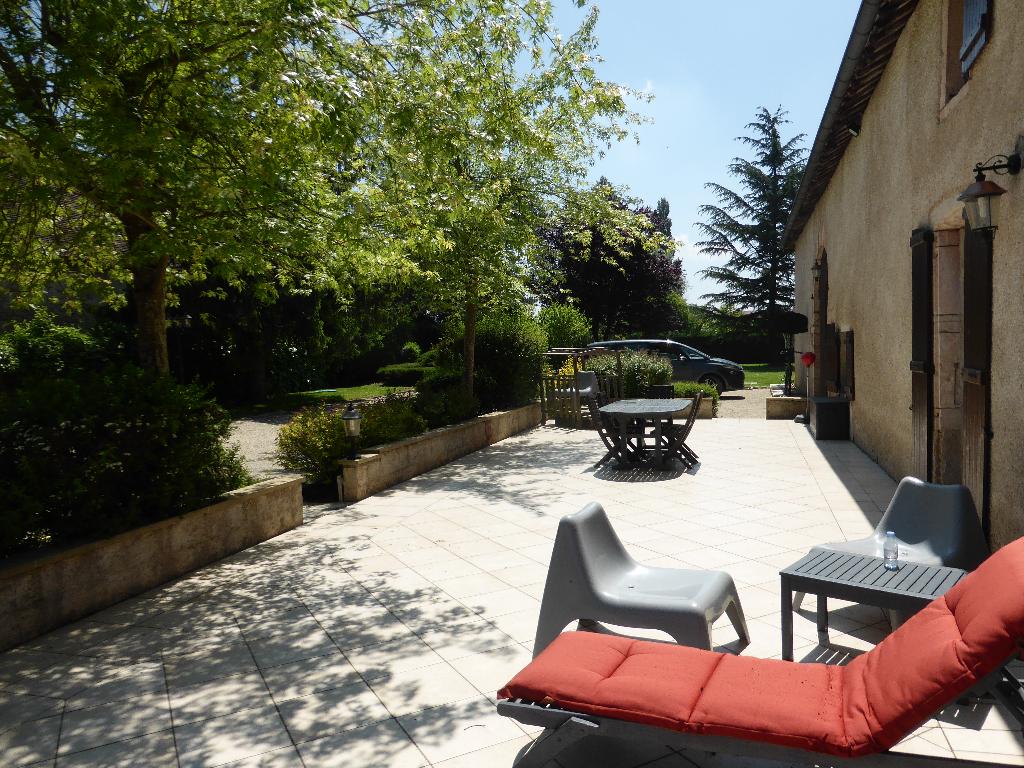 Vente Maison de 5 pièces 193 m² - SIMANDRE 71290 | IMOGROUP TOURNUS - IMOGROUP photo2