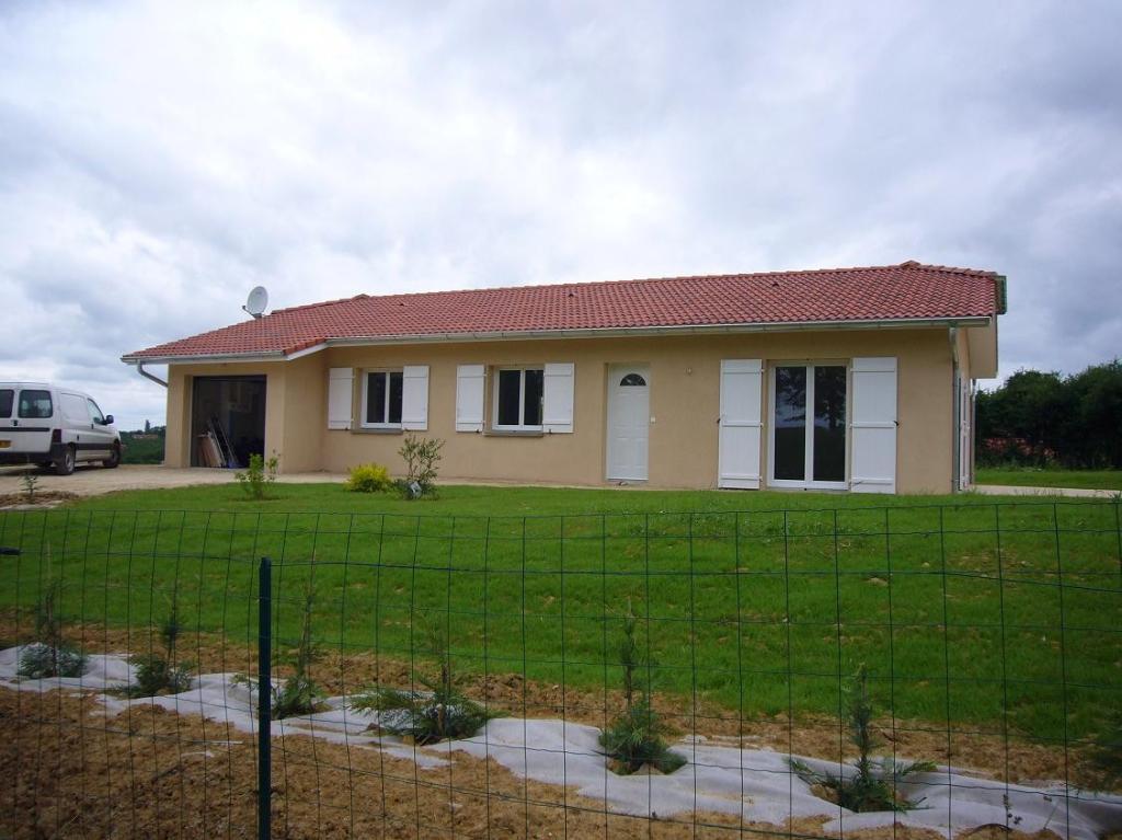 Vente Maison de 4 pièces 94 m² - LA GENETE 71290 | IMOGROUP TOURNUS - IMOGROUP photo1