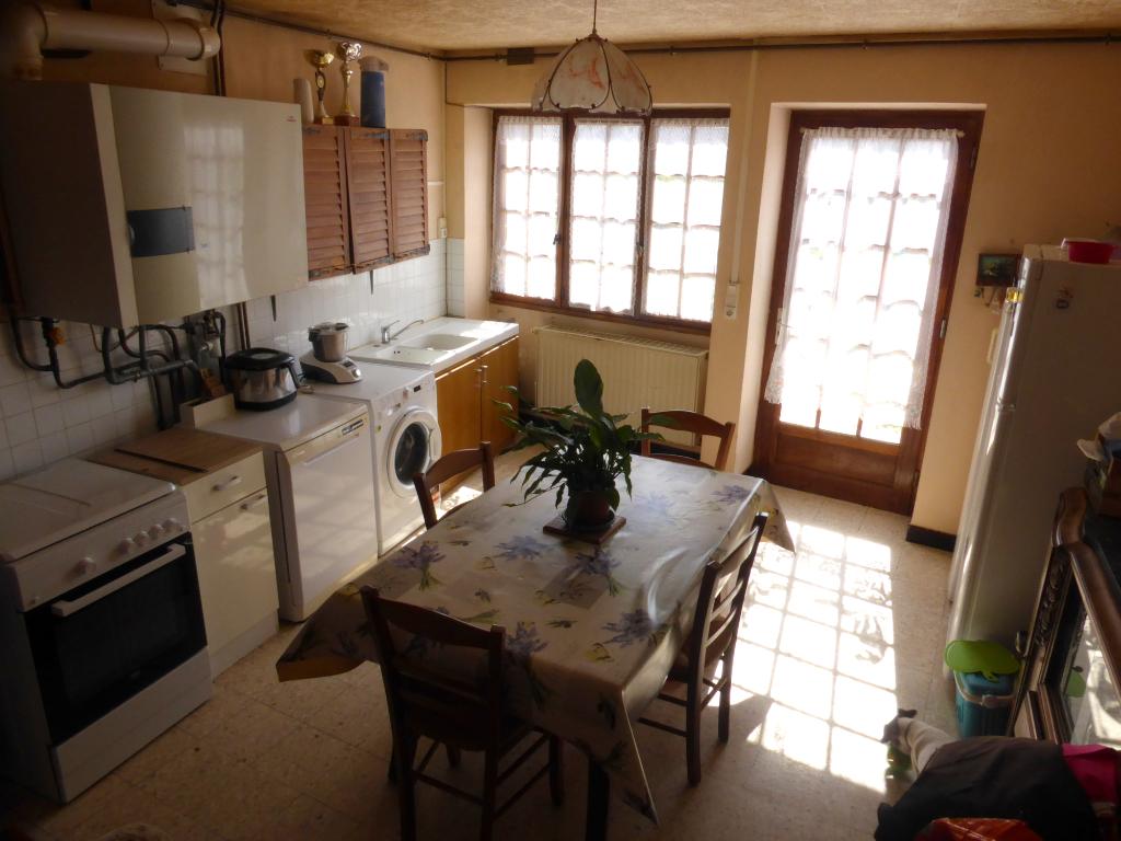 Vente Maison de 3 pièces 80 m² - LACROST 71700 | IMOGROUP TOURNUS - IMOGROUP photo2