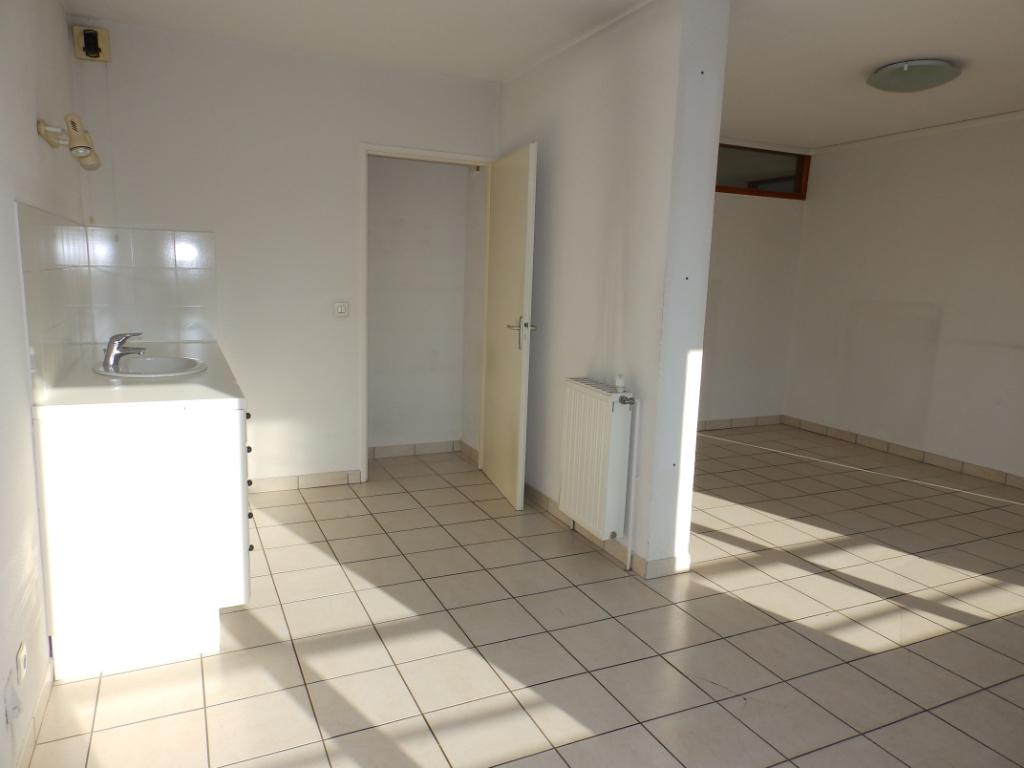 Sale apartment Romans sur isere 120000€ - Picture 1