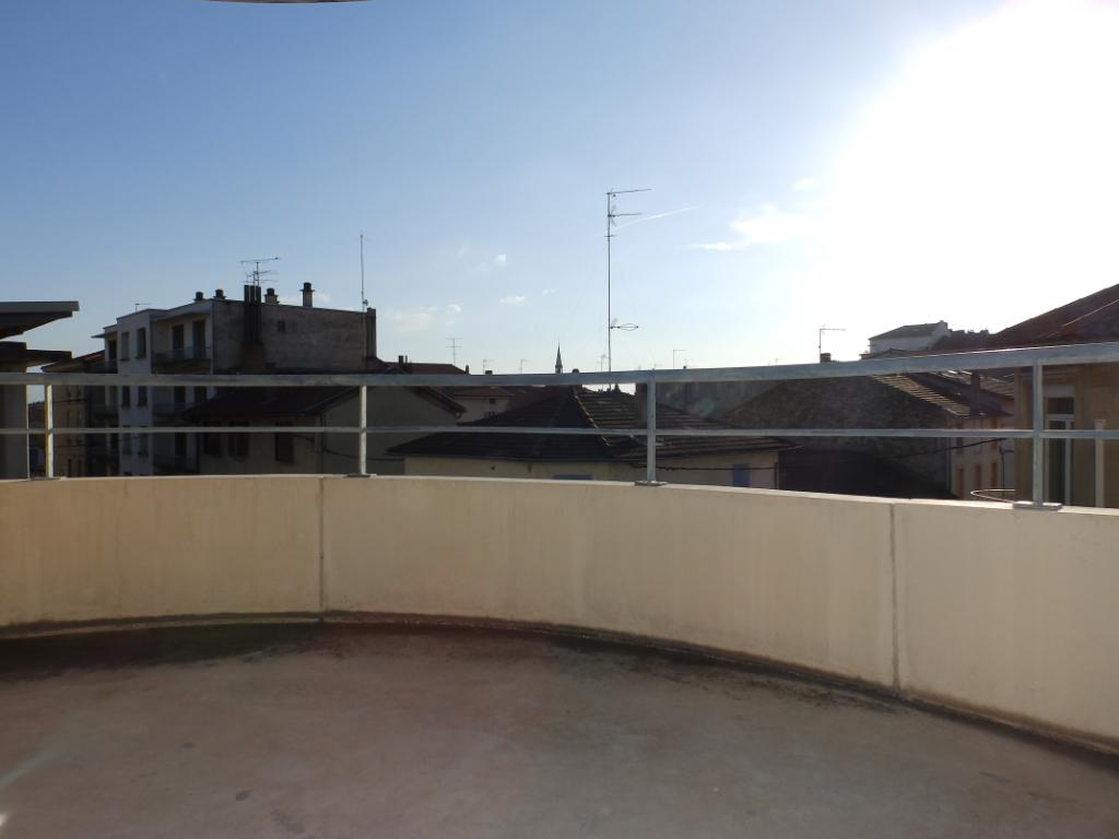 Sale apartment Romans sur isere 120000€ - Picture 5