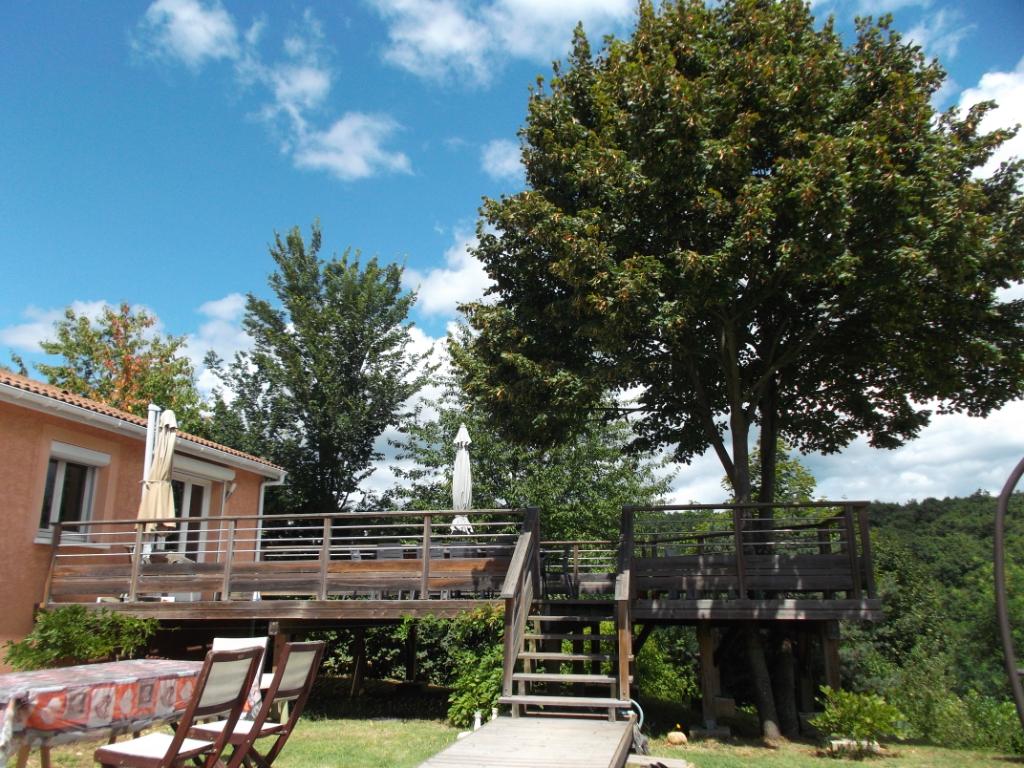 Sale house / villa Saint donat sur l herbasse 454000€ - Picture 1