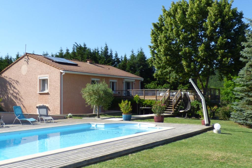 Sale house / villa Saint donat sur l herbasse 454000€ - Picture 2