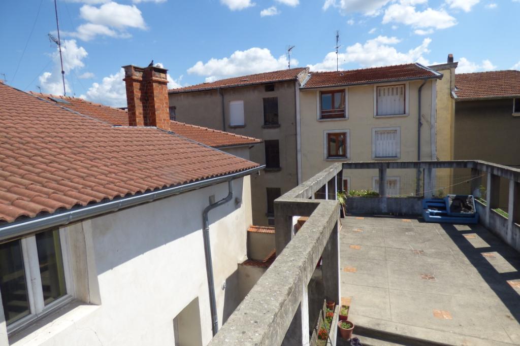 Sale building Romans sur isere 274000€ - Picture 1