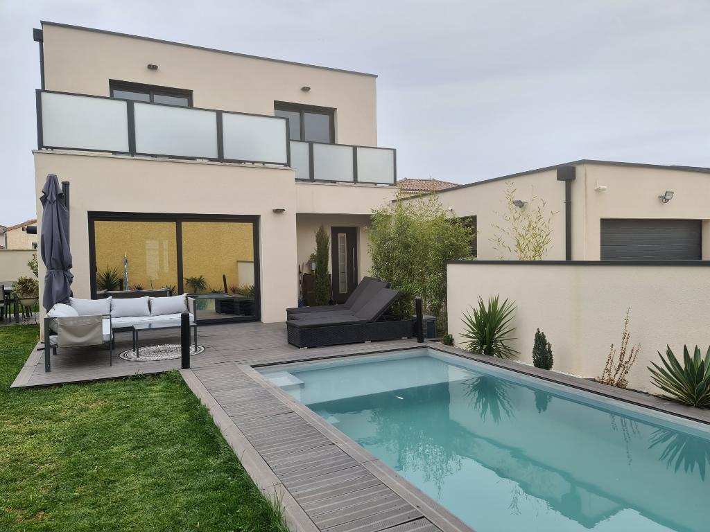 Vente maison / villa Mours saint eusebe 419000€ - Photo 1