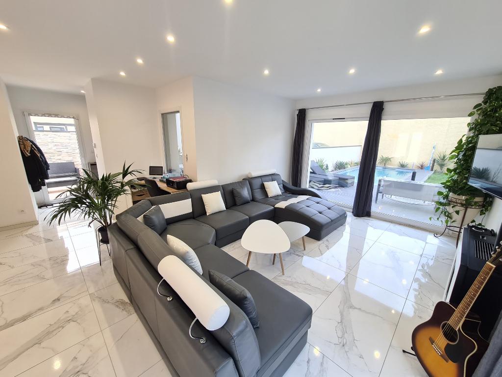 Vente maison / villa Mours saint eusebe 419000€ - Photo 2