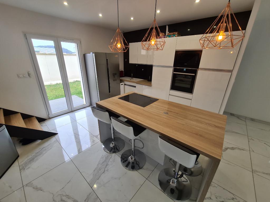 Vente maison / villa Mours saint eusebe 419000€ - Photo 3