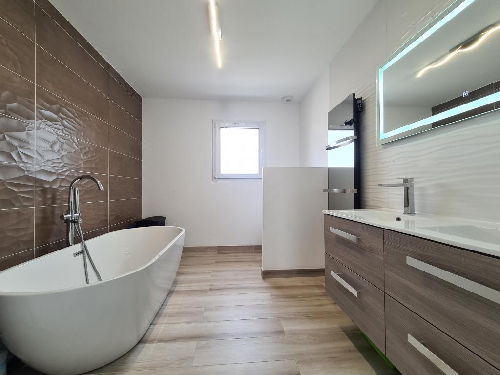 Vente maison / villa Mours saint eusebe 419000€ - Photo 6