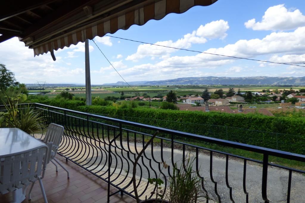 Vente maison / villa Chanos curson 259000€ - Photo 2