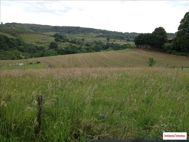 Vente terrain Saint antoine l abbaye 71 000€ - Photo 1