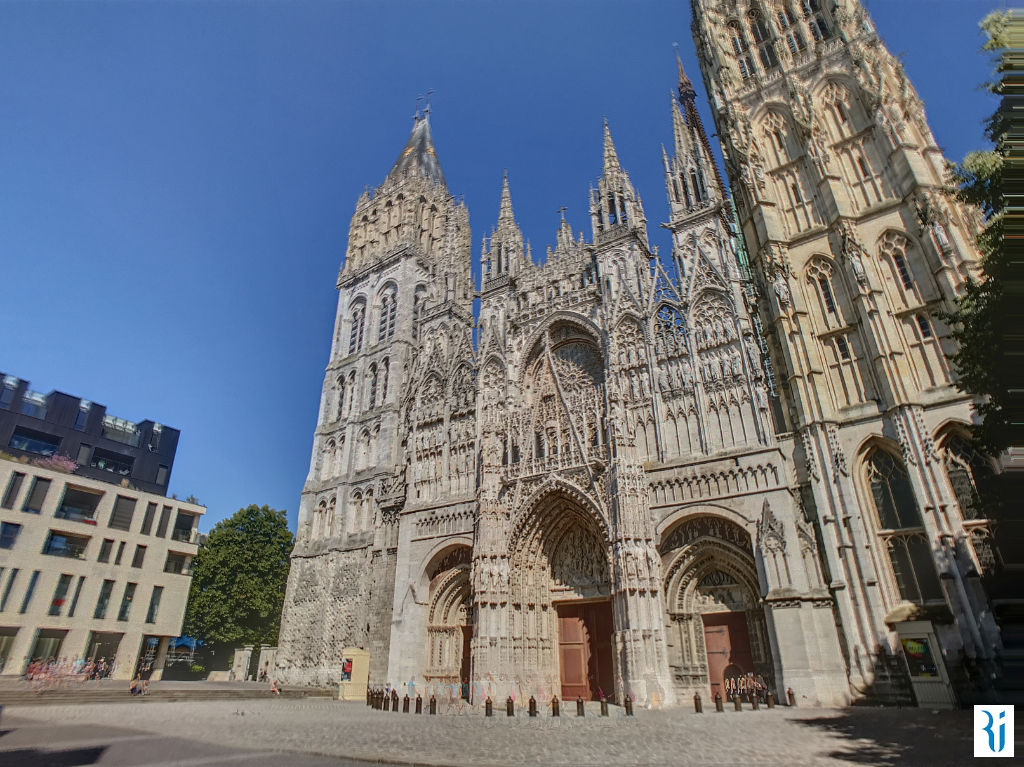 ROUEN  CATHEDRALE