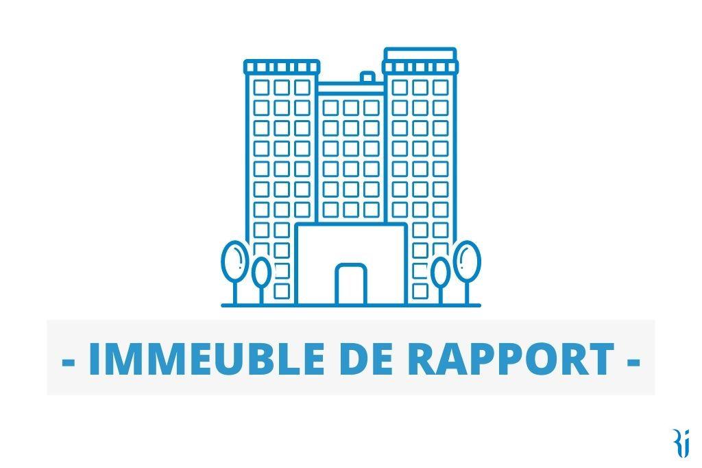 IMMEUBLE DE RAPPORT ROUEN GAUCHE
