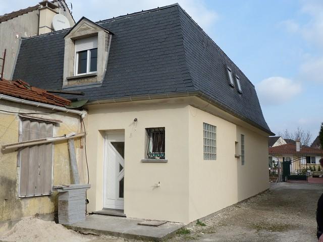 Maison – 5 pièce(s) – 121 m2