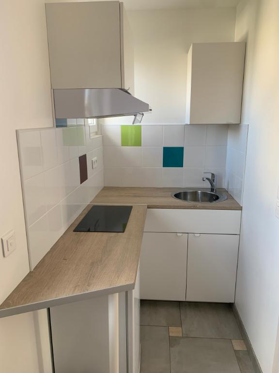 Appartement Bondy 1 pièce(s) 17 m2
