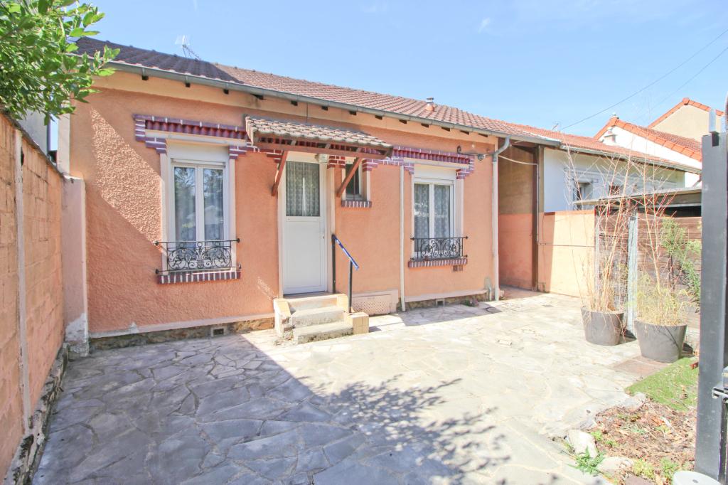 Maison Villemomble 2 pièce(s) 46 m2