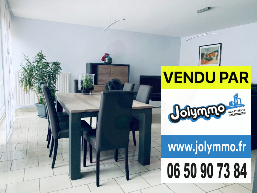 VENDU PAR JOLYMMO - VALENCIENNES - QUARTIER RHÔNELLE - NUNGESSER