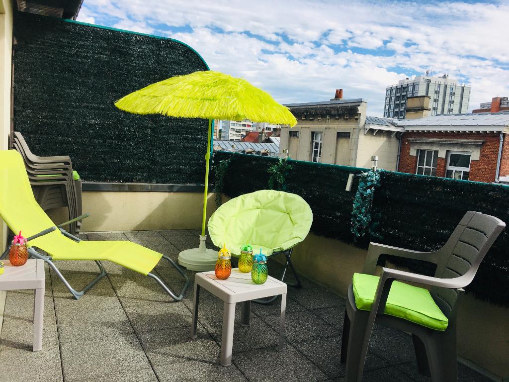Sale apartment Valenciennes 167000€ - Picture 7