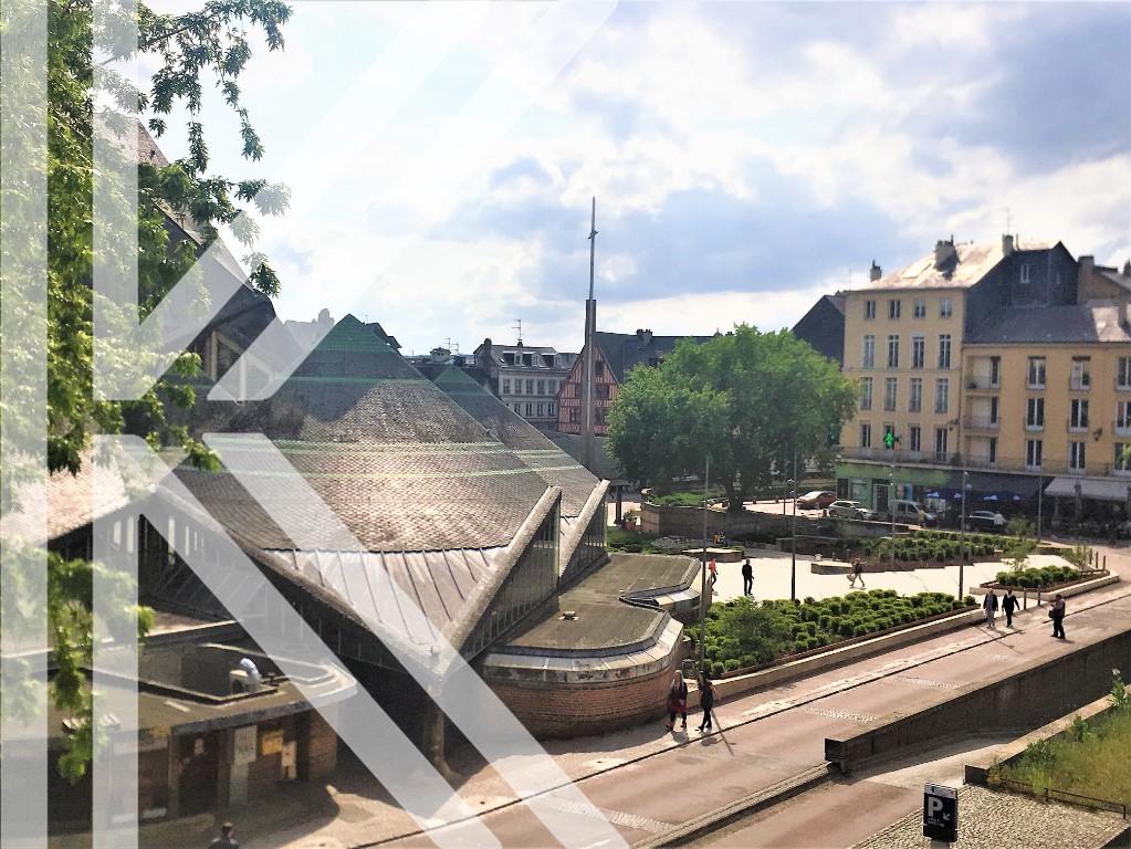 photo de Appartement meublé - Rouen place du Vieux Marché - Colocation possible - 60 m2