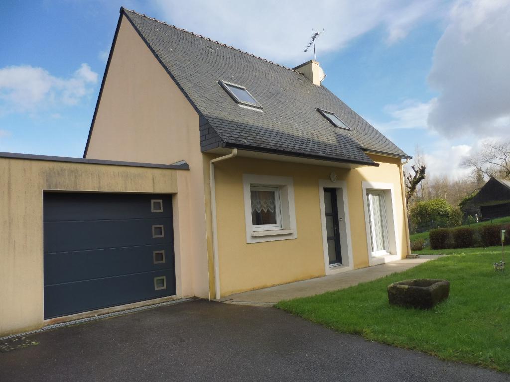 Maison Landrevarzec 5 pièce(s) 85 m2