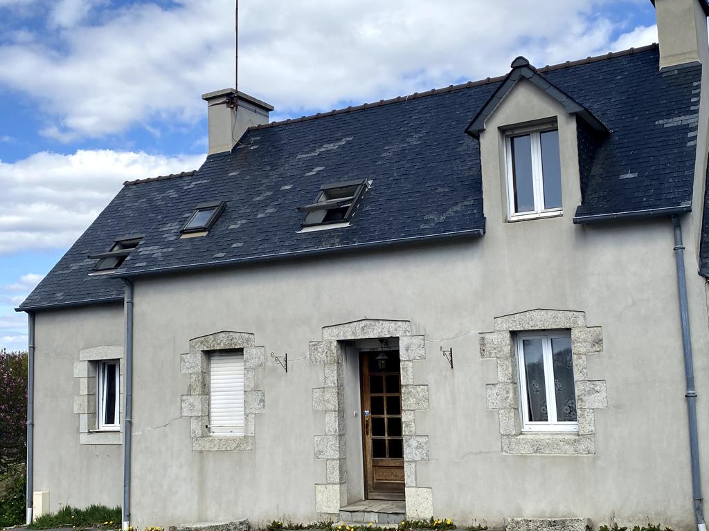 Maison Plonevez Du Faou 4 pièce(s) 110 m2