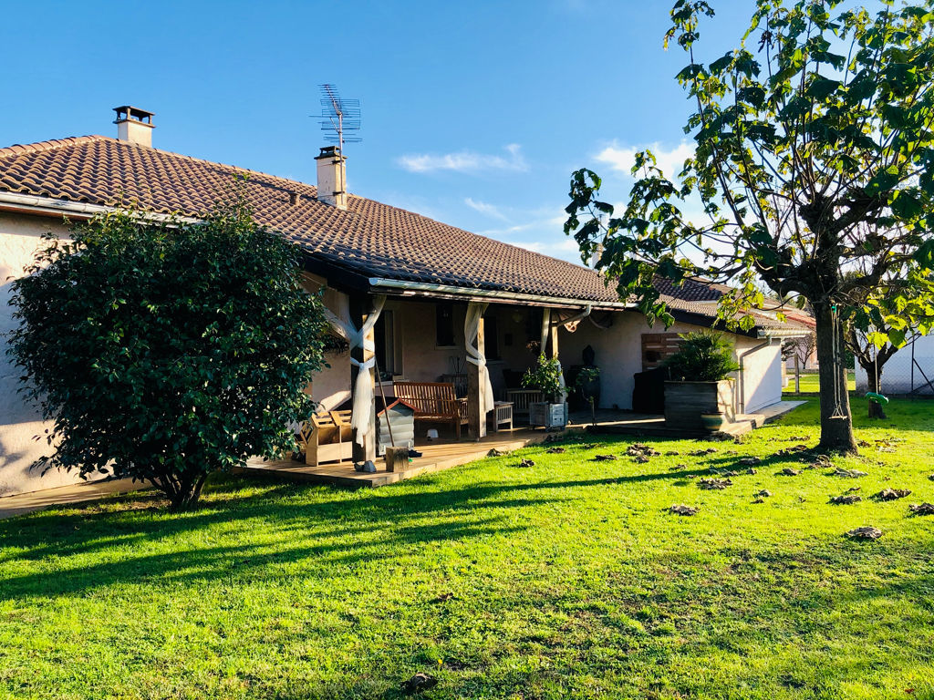 Vente maison / villa Ayguemorte les graves 392000€ - Photo 1