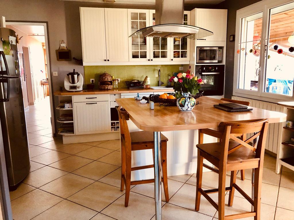 Vente maison / villa Ayguemorte les graves 392000€ - Photo 6
