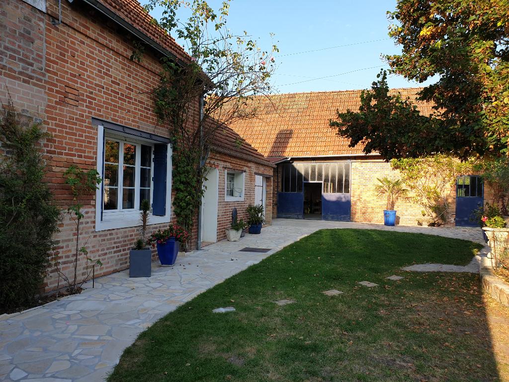 Sale house / villa Souvigny en sologne 420000€ - Picture 1
