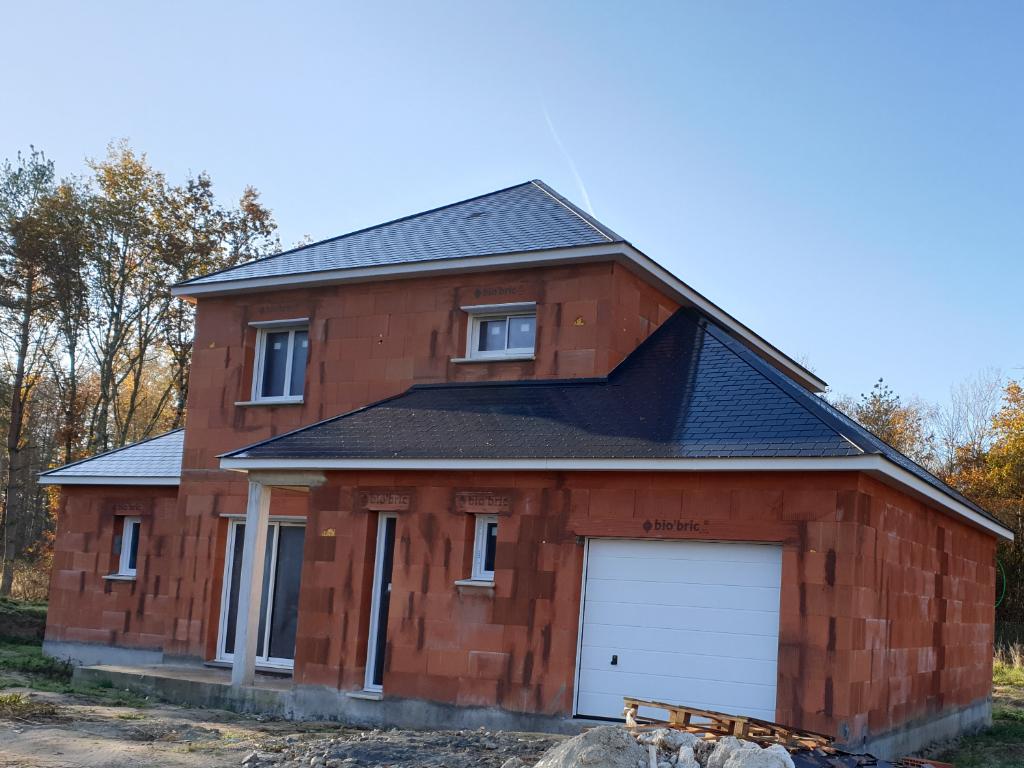 Maison neuve sur la commune de TIGY- 20 km d'Orléans SUD