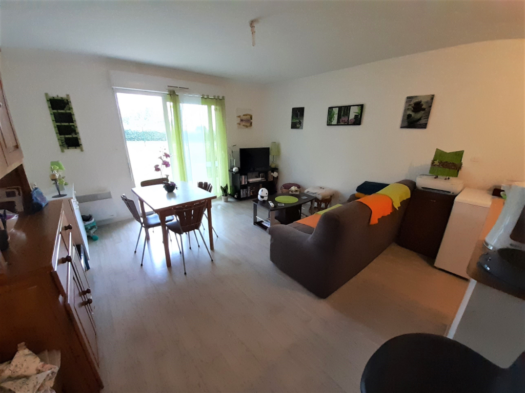 Vente appartement Saint jean brevelay 72 000€ - Photo 1