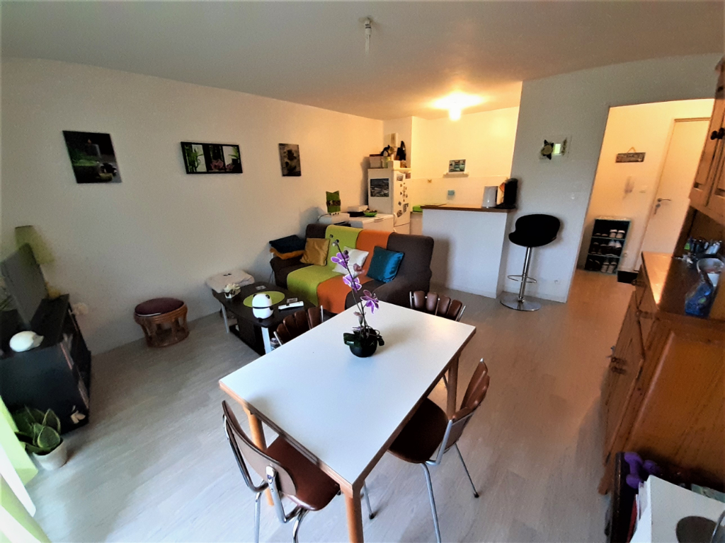 Vente appartement Saint jean brevelay 72 000€ - Photo 2