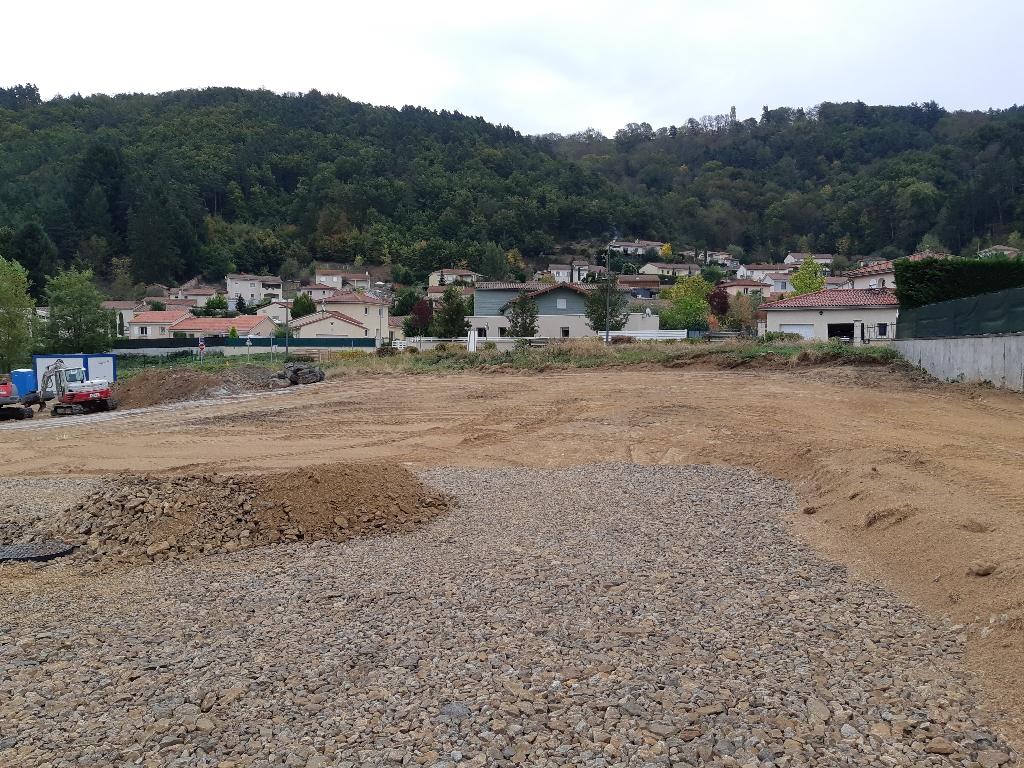 AUREC SUR LOIRE  NOUVEAU terrain  constructible