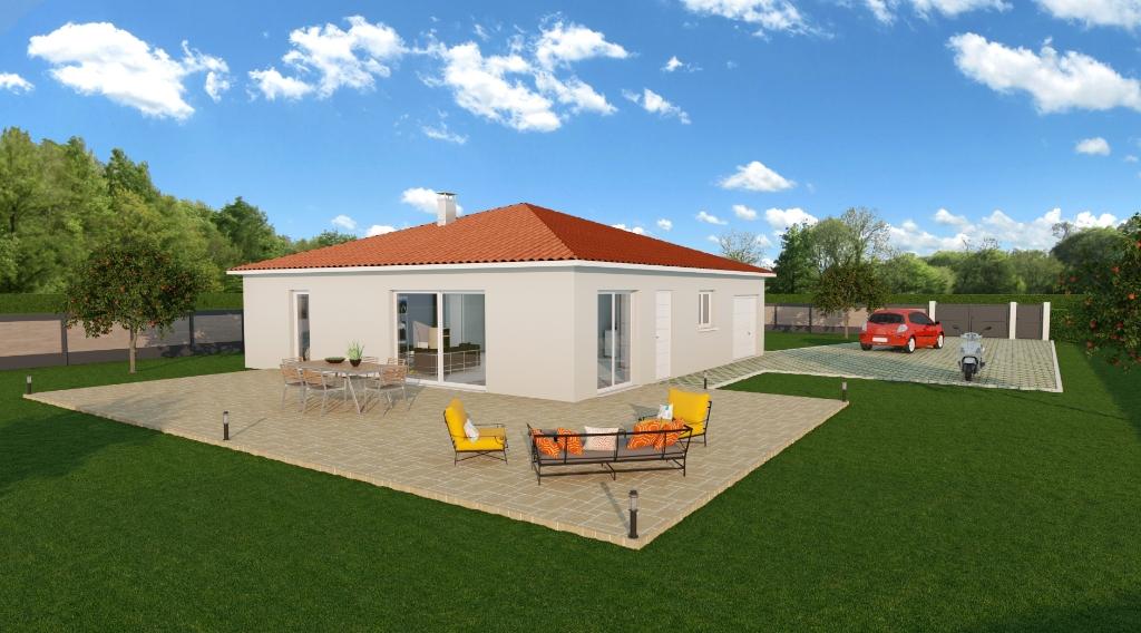 BRASSAC LES MINES  maison neuve RT2012