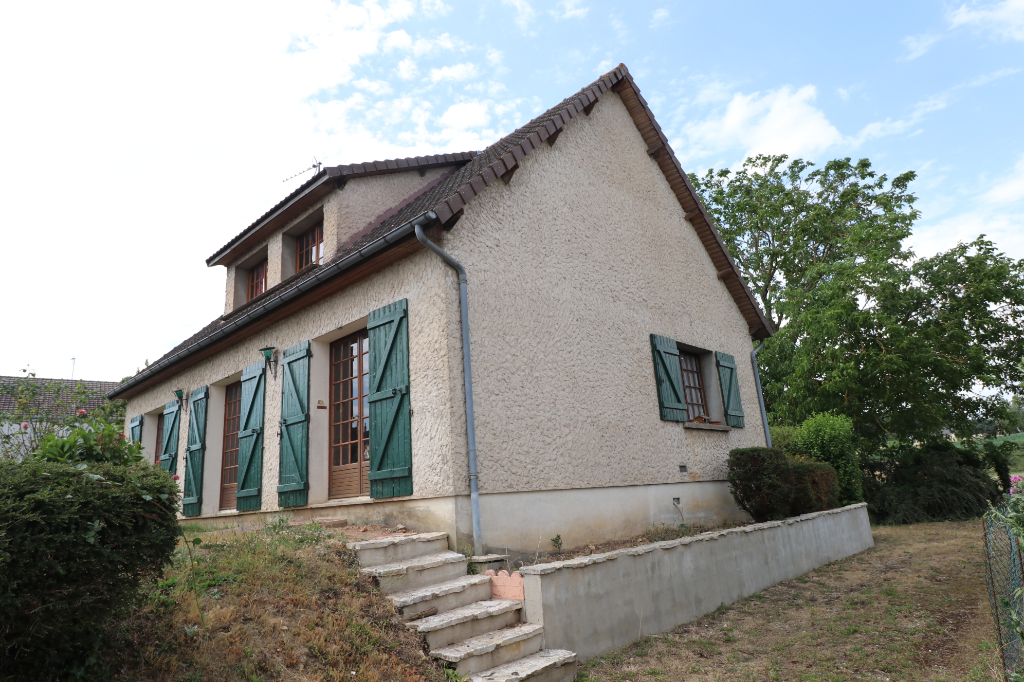 Vente maison / villa Courville sur eure 189 000€ - Photo 1