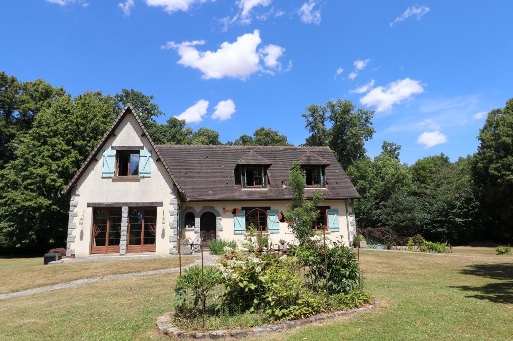 Sale house / villa Illiers combray 364000€ - Picture 1