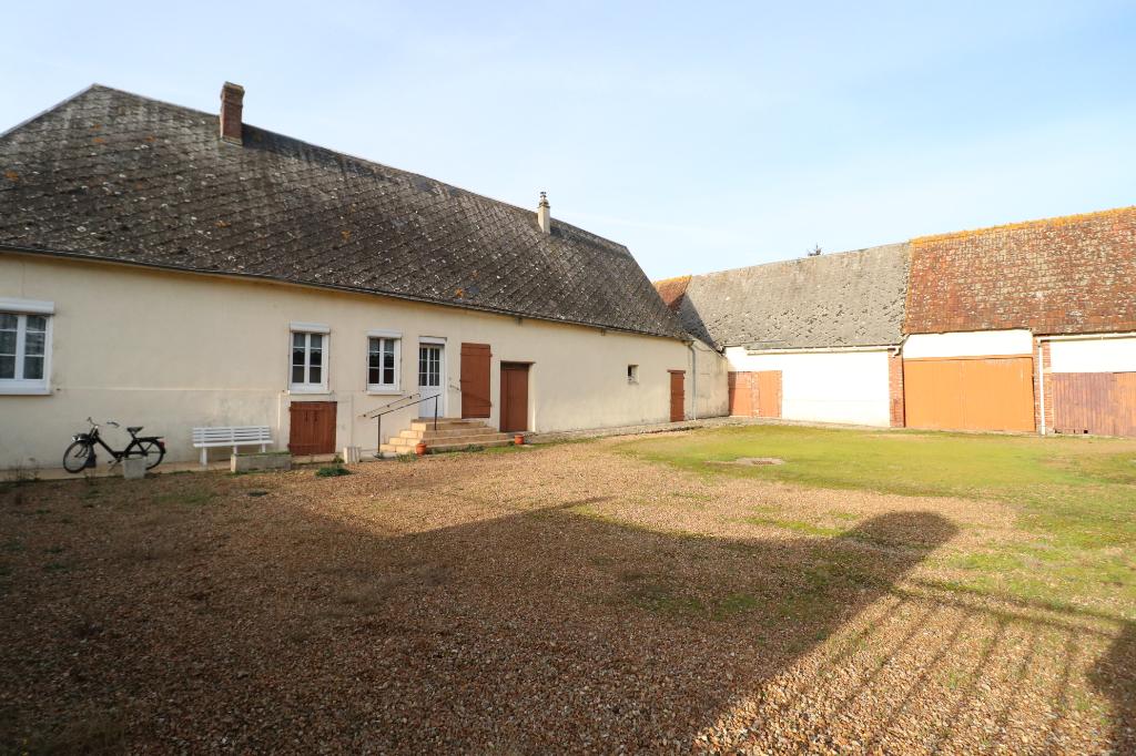 Farm building 3 rooms
