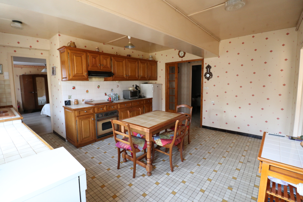 Vente maison / villa Bailleau le pin 169000€ - Photo 2