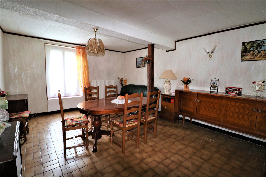 Vente maison / villa Bailleau le pin 169000€ - Photo 4