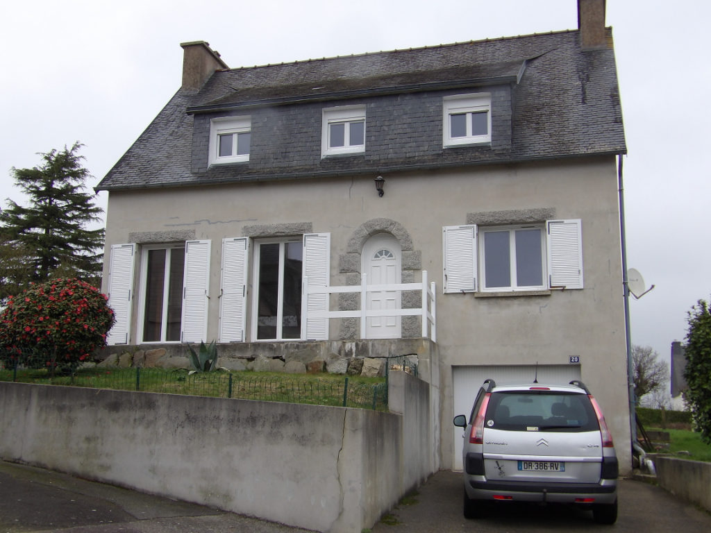 Vente maison / villa Chateauneuf du faou 168000€ - Photo 1