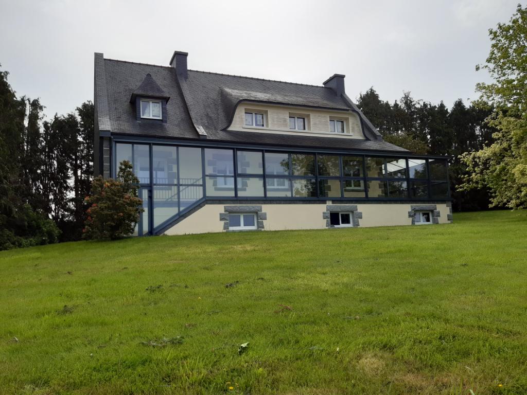 Vente maison / villa Trebrivan 148400€ - Photo 1
